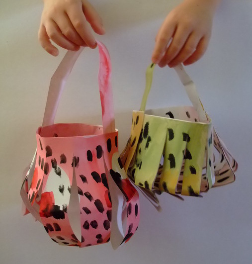 Animal Print Party Lanterns