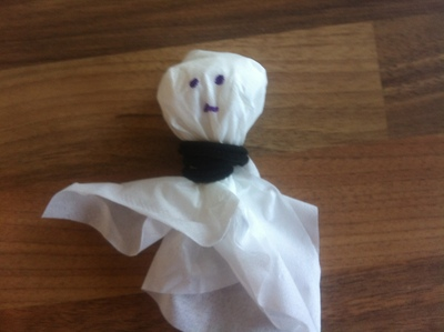 tissue ghosts