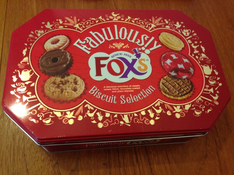 ... craft ideas, things to make from biscuit tins - Biscuit Tin Felt and