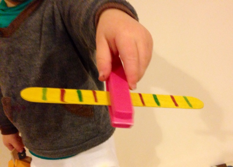 Flying homemade plane, toy plane, toddler homemade plane toy