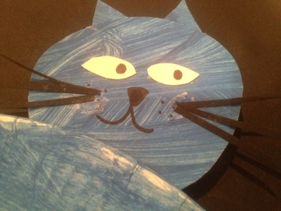 Halloween, Cat, Paper Plate, Toddler, Preschool