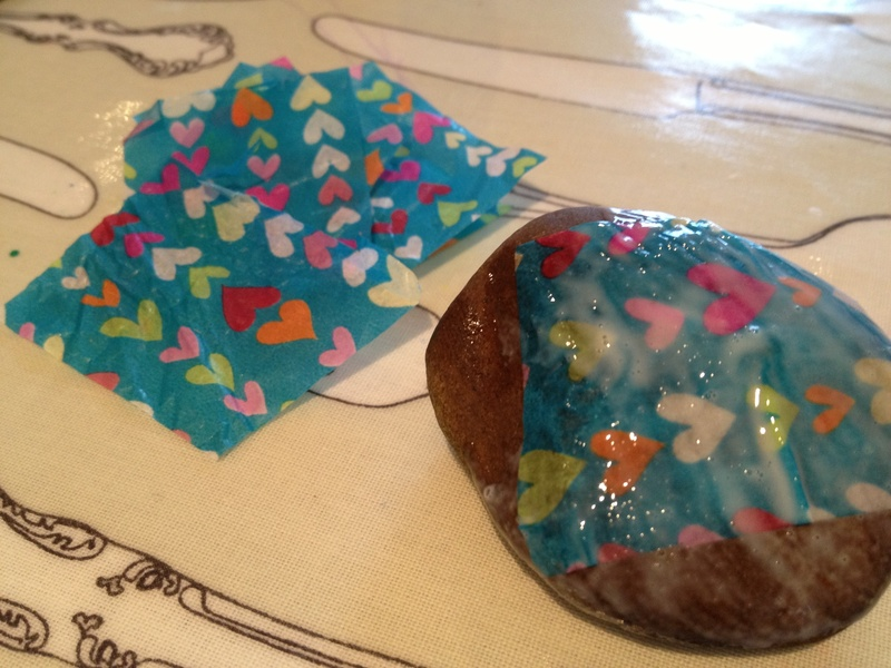 Mothers Day, valentines Day, Fathers Day, paper weight  - You Rock Paper Weights