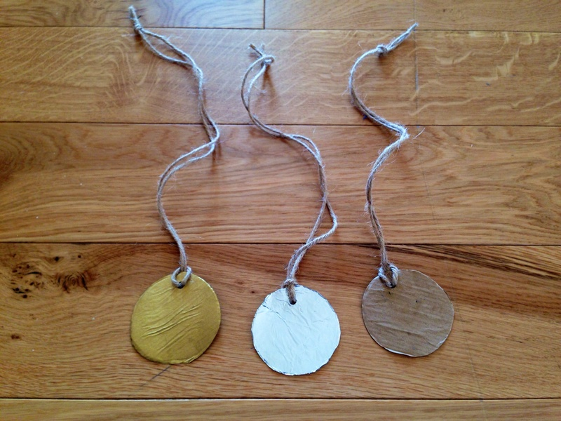 Marvellous Medals - My Kid Craft