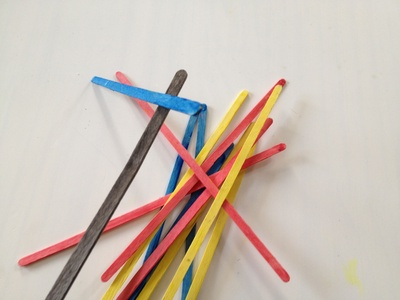 Pick up sticks, mikado, games for kids, rainy day