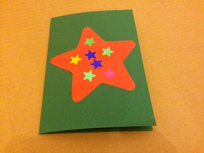 Quick and Easy Star Card