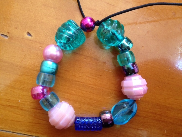 How to make bracelets with beads for kids for How to make beads craft
