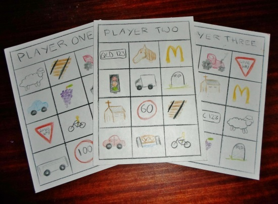 mcdonalds with bingo This app makes it easy to find mcdonald's, burger king, chick-fil-a and  be the  hero to those kids, and let them break up all that license plate bingo with some.