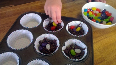 Easy simple no bake recipes for preschoolers