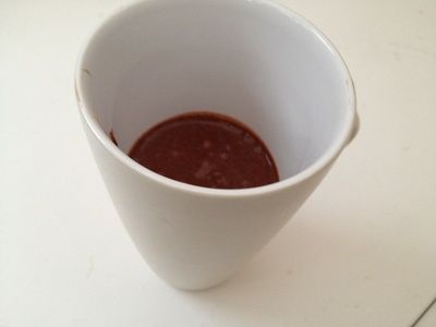 Chocolate, microwave, mug cake, quick, easy