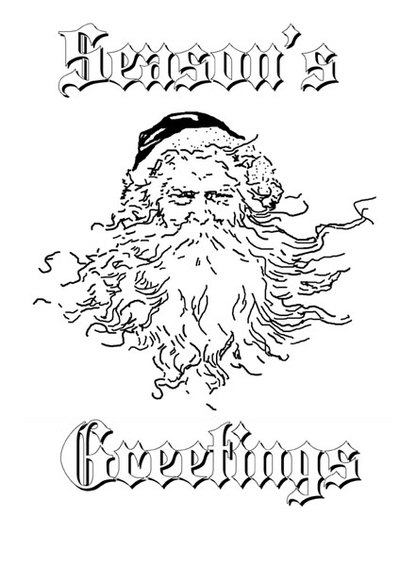 christmas colouring page,christmas activity,colouring in