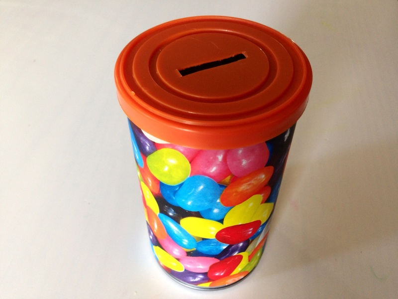 jellybean money box my kid craft