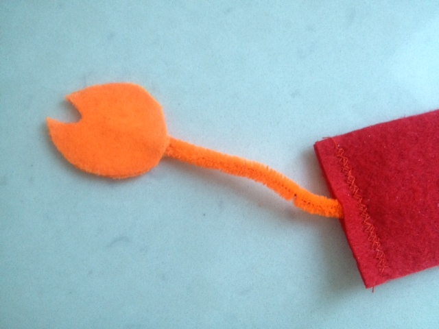 Crab Pincers Sewed In Pipe Cleaner Craft Ideas Under The Sea Kids