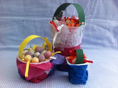 easter, basket, chocolate eggs, kids, children, craft, present idea
