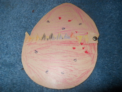 easter egg, chick, crafts, children