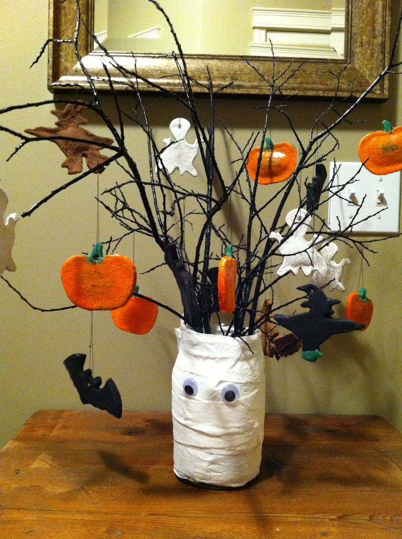 finished tree