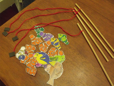 Magnetic fishing game my kid craft for Best places to magnet fish