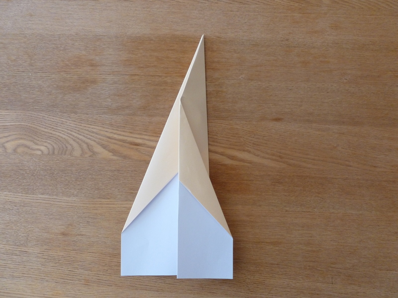 folding paper transport plane  - How to fold a paper plane