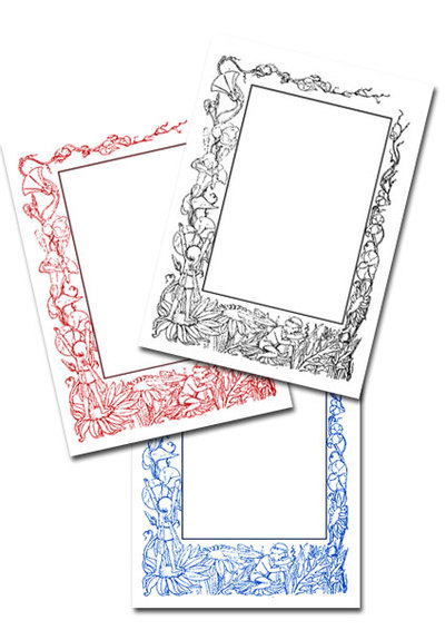 free printables,pixie,frame,border