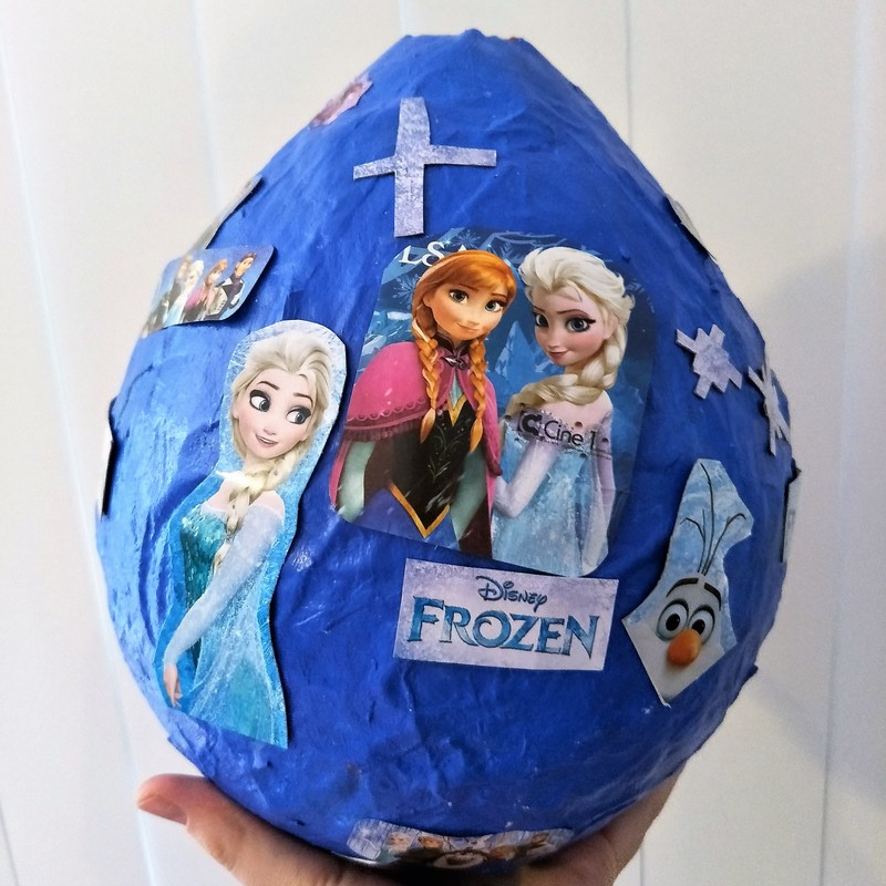 frozen pinata