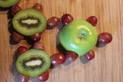 fruit turtles