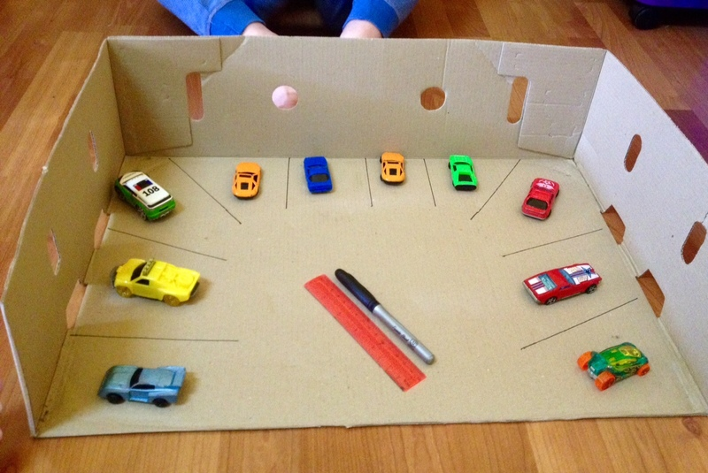 Counting Car Garage