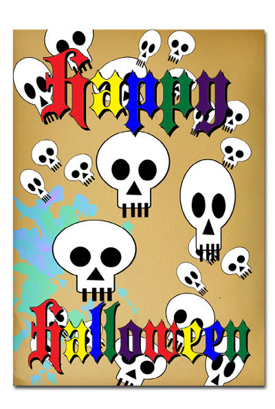 halloween poster,halloween decoration