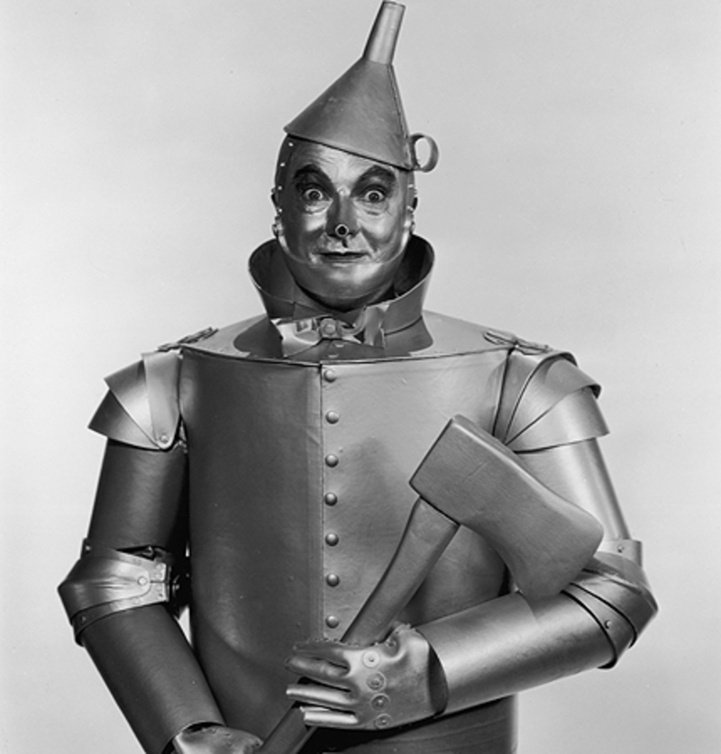 Halloween Tin Man