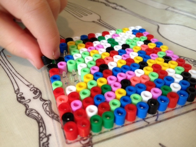 Hama bead review preschool toddler fine motor skills for Fine motor activities for adults