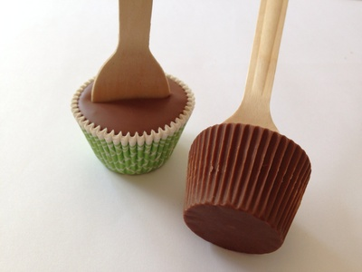 Hot chocolate melting spoons, chocolate spoons to melt into milk, hot chocolate spoons, chocolate craft