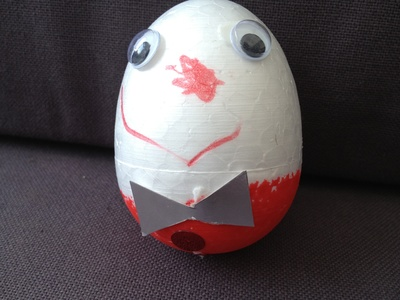 Humpty Dumpty, nursery rhyme, preschool, Easter, egg