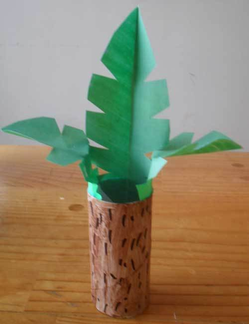 Rainforest Crafts Kids