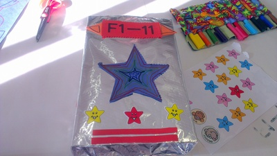 kids craft, easy halloween costume, boys craft ideas