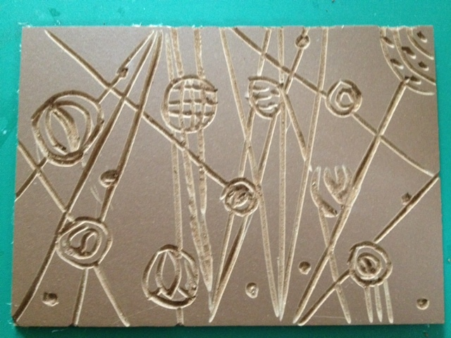 lino, linoleum, cut, cutting, print, printing, stamping, lino set, card, bag, art, school, craft, ink, flowers, abstract, picasso