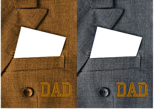 make father's day card