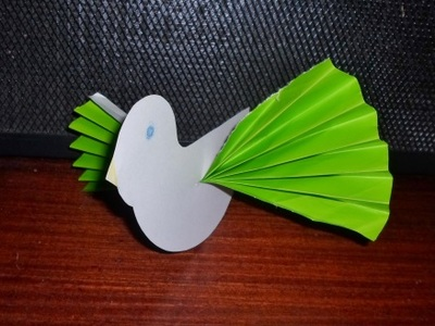 paper, bird, decoration