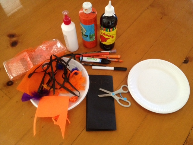 Paper Plate Craft Ideas Halloween Cheap Easy Party