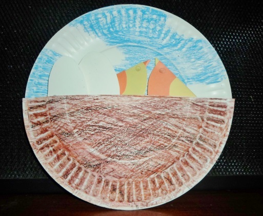 Paper Plate & Paper Plate Craft Ideas - My Kid Craft