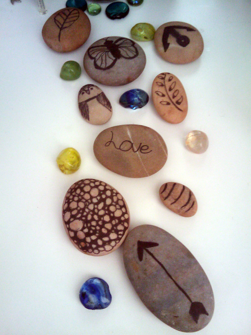 Pebbles 