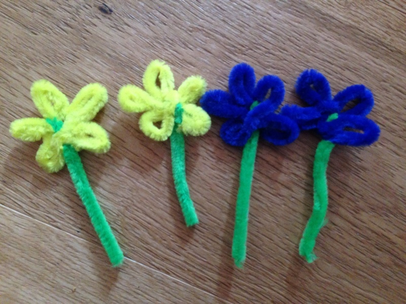 Easy Garden Crafts For Toddlers