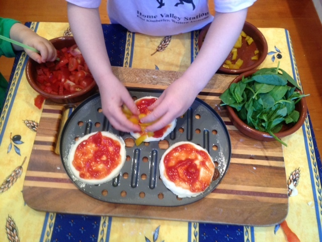 Craft Ideas For Making Pizza