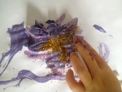 plaster cast bugs, butterfly, dragonfly, cheap kids craft