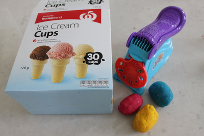 play dough ice cream play doh