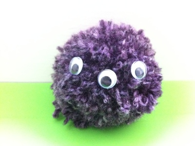 pom pom, wool, craft, children, kids, activity, alien, googly eyes, pipe cleaner, aluminium foil
