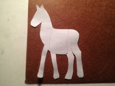 pony outline tracing paper, pony shape, horse shape, horse template tracing, horse outline for craft, tracing paper horse, pony shape, horse shape