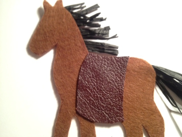 pony saddle,... Leather Craft Ideas For Kids