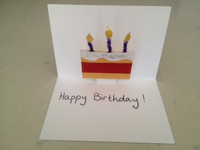 pop up birthday card pop up greeting card birthday cake card cake