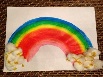 Rainbow craft