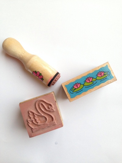 Rubber stamps, kids Melissa and doug rubber stamps