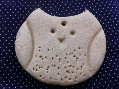 salt dough, owl, craft, kid, children, decoration