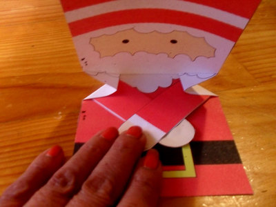 santa pop up card,free christmas printables,christmas pop up, christmas